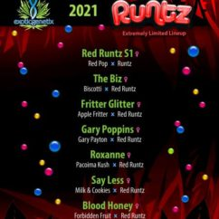 Red Runtz by Exotic